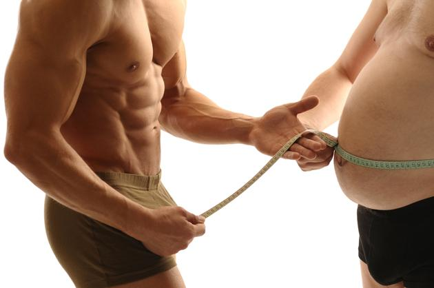 How to cut the stomach fat